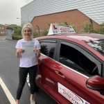 Test pass with Graham May Droitwich Worcester